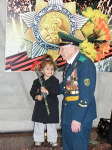 A veteran of the Great War