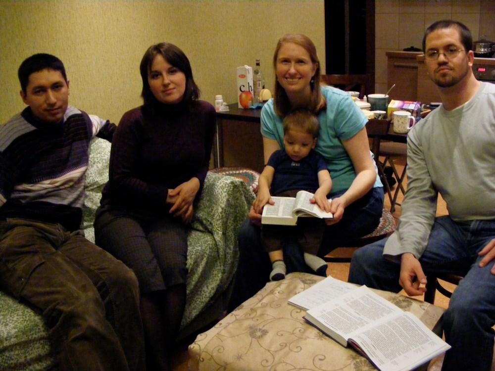 Roman, Natasha and Us